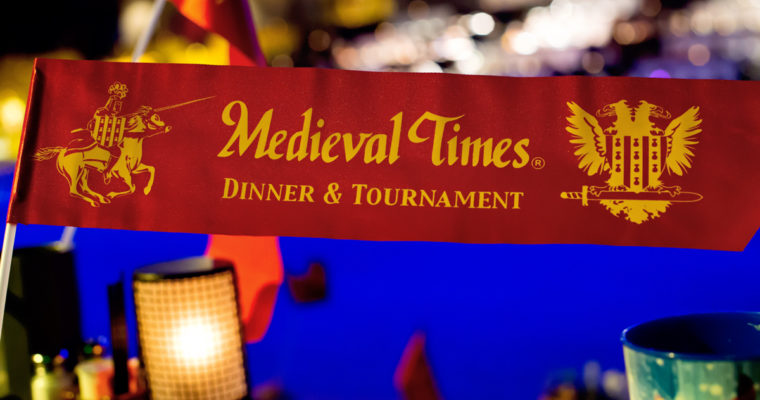Magnificent Medieval Times!