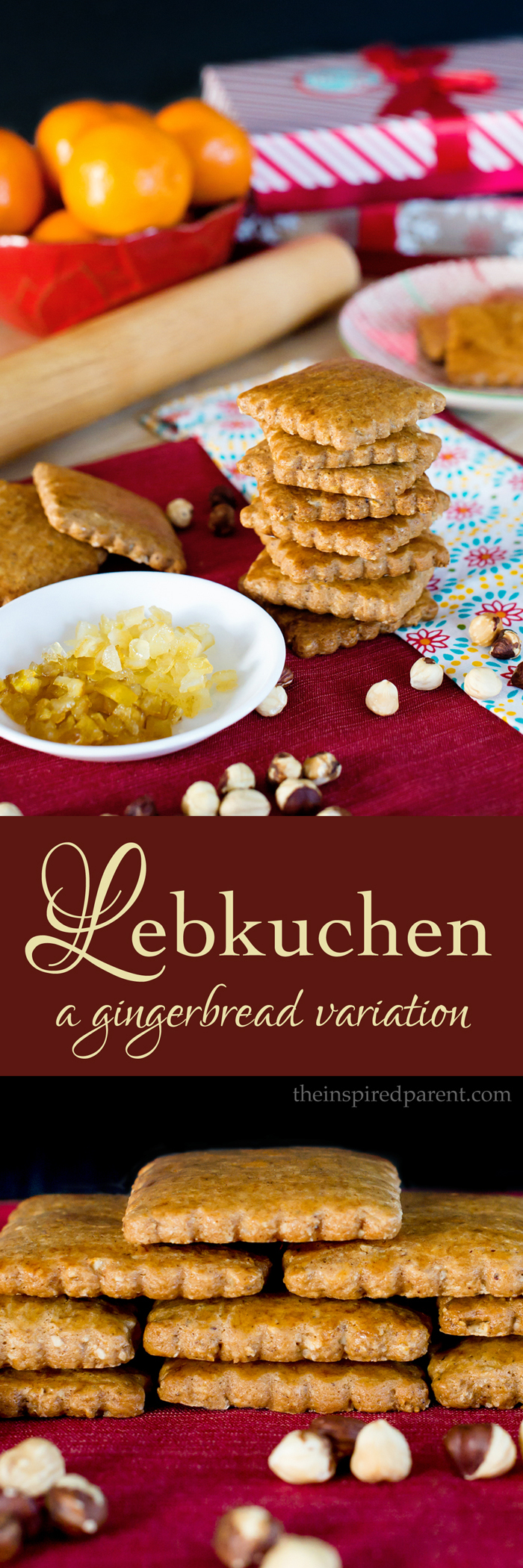 Lebkuchen | theinspiredparent.com